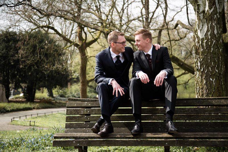 Chris und Stephan 332 800x534 - Hochzeitsfotografie Hochzeitsfotos Hannover